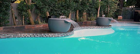 Extra Large Small Fiberglass Pools San Juan Pools Blue
